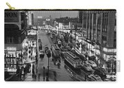 Bronx Fordham Road At Night Carry-all Pouch