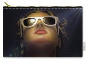 Bronze Beauty - Featured In Comfortable Art Group Carry-all Pouch