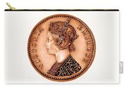 Bronze Empress Victoria Carry-all Pouch