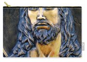 Bronze Jesus Carry-all Pouch