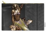 Bronze Mermaid Carry-all Pouch
