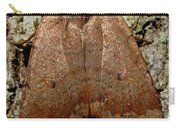 Bronze Moth Carry-all Pouch