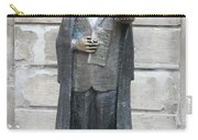 Bronze Statue Stockholm - Evert Taube Carry-all Pouch