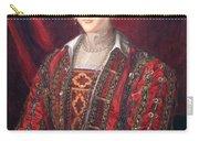 Bronzino's Eleonora Di Toledo Carry-all Pouch