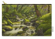 Brook In The Forest Carry-all Pouch