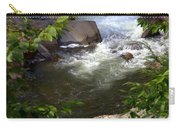 Brook Of Tranquility Carry-all Pouch