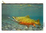 Brook Trout And Royal Coachman Carry-all Pouch