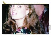Brooke Shields 1990 Carry-all Pouch