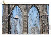 Brooklin Bridge Carry-all Pouch