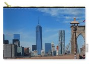 Brooklyn Bridge And Lower Manhattan Carry-all Pouch