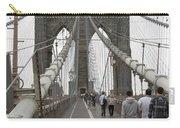 Brooklyn Bridge II Carry-all Pouch