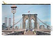 Brooklyn Bridge - New York Carry-all Pouch