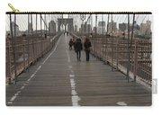 Brooklyn Bridge Walkway Carry-all Pouch
