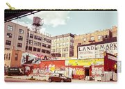 Brooklyn - New York City - Williamsburg Carry-all Pouch