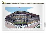Brooklyn - New York - Flatbush - Ebbets Field - 1928 Carry-all Pouch