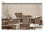 Brooklyn New York Carry-all Pouch