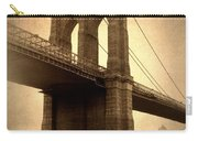 Brooklyn Nostalgia Carry-all Pouch