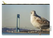 Brooklyn Seagull Carry-all Pouch