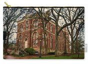Brooks Hall At University Of Virginia Carry-all Pouch