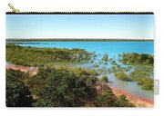 Broome Mangroves Carry-all Pouch