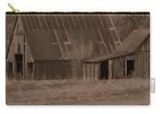 Brown Barns Carry-all Pouch
