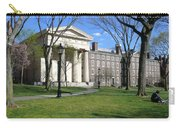 Brown Campus Manning Hall Carry-all Pouch
