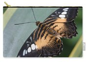 Brown Clipper Butterfly #4 Carry-all Pouch