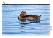 Brown Duck Carry-all Pouch