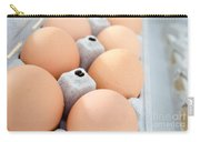 Brown Eggs 2 Carry-all Pouch