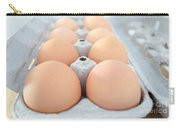 Brown Eggs Carry-all Pouch