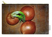 Brown Onions Carry-all Pouch