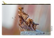 Brown Paper Moth Carry-all Pouch