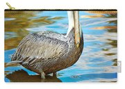 Brown Pelican Along The Bayou Carry-all Pouch
