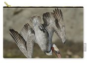 Brown Pelican Diving Carry-all Pouch