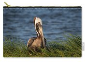 Brown Pelican Fledgling Carry-all Pouch