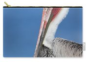 Brown Pelican Head Shot Carry-all Pouch