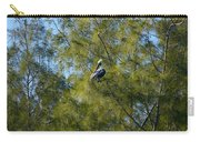 Brown Pelican In The Trees Carry-all Pouch