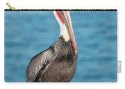 Brown Pelican Pelecanus Occidentalis Carry-all Pouch