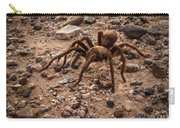 Brown Tarantula Carry-all Pouch