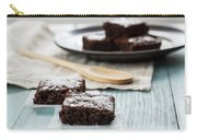 Brownies With A Wood Spoon Kitchen Art Carry-all Pouch