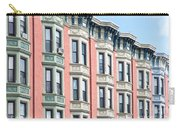 Brownstone Art Hoboken Nj Carry-all Pouch
