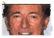 Bruce Springsteen Portrait Carry-all Pouch