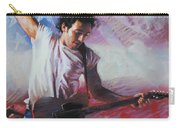 Bruce Springsteen The Boss Carry-all Pouch