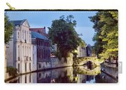 Brudges Canal Bridge Carry-all Pouch