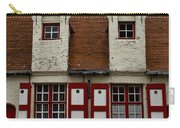 Bruges Houses Carry-all Pouch