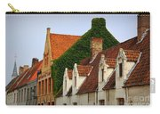 Bruges Rooftops Carry-all Pouch
