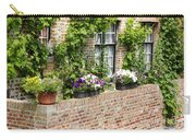 Brugge Balcony Carry-all Pouch by Carol Groenen