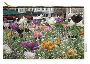 Brugge In Spring Carry-all Pouch