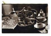 Brunch In The Loire Valley Carry-all Pouch by Madeline Ellis