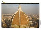 Brunelleschi's Dome At The Basilica Di Santa Maria Del Fiore Carry-all Pouch